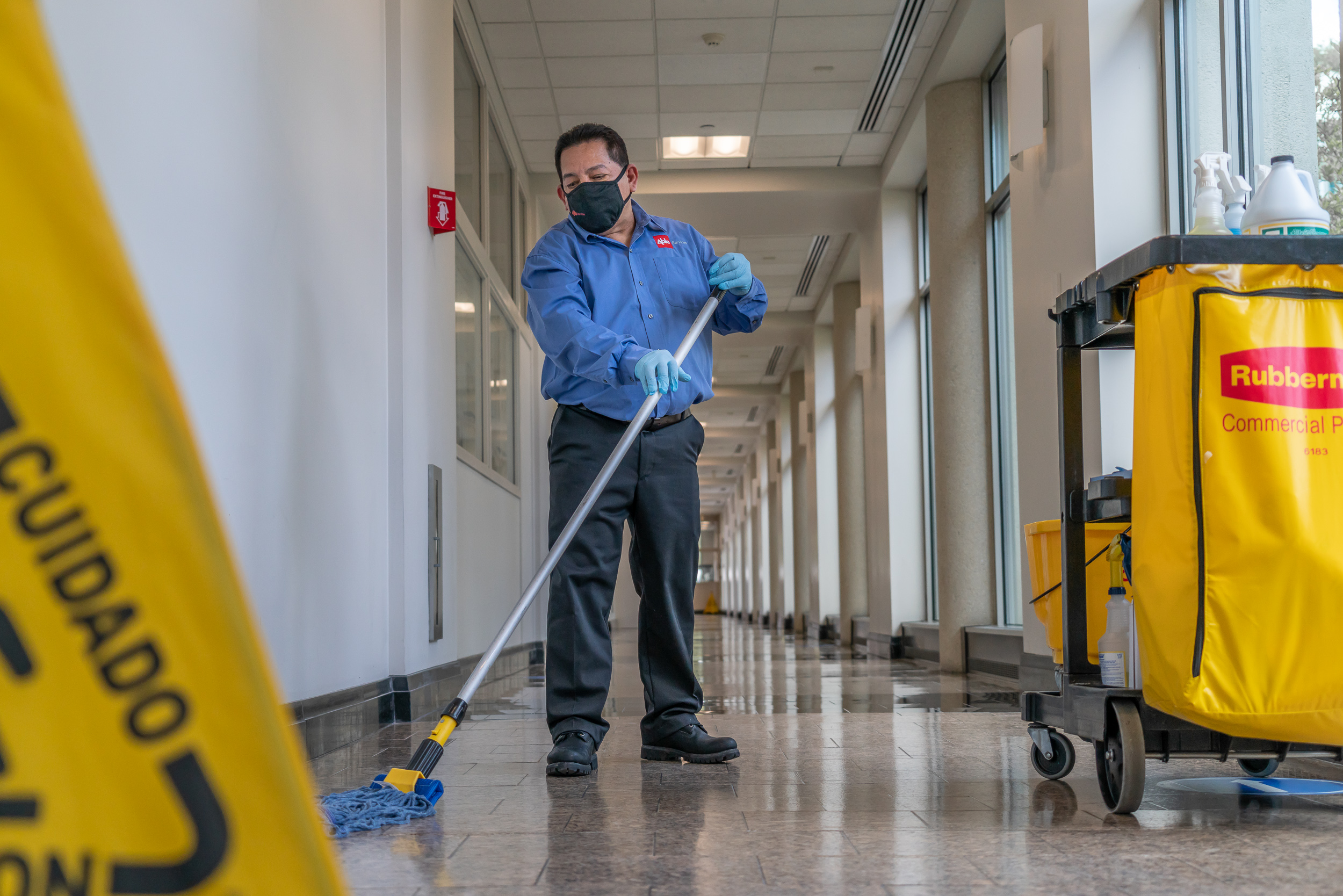 Able Healthcare Cleaning Janitorial