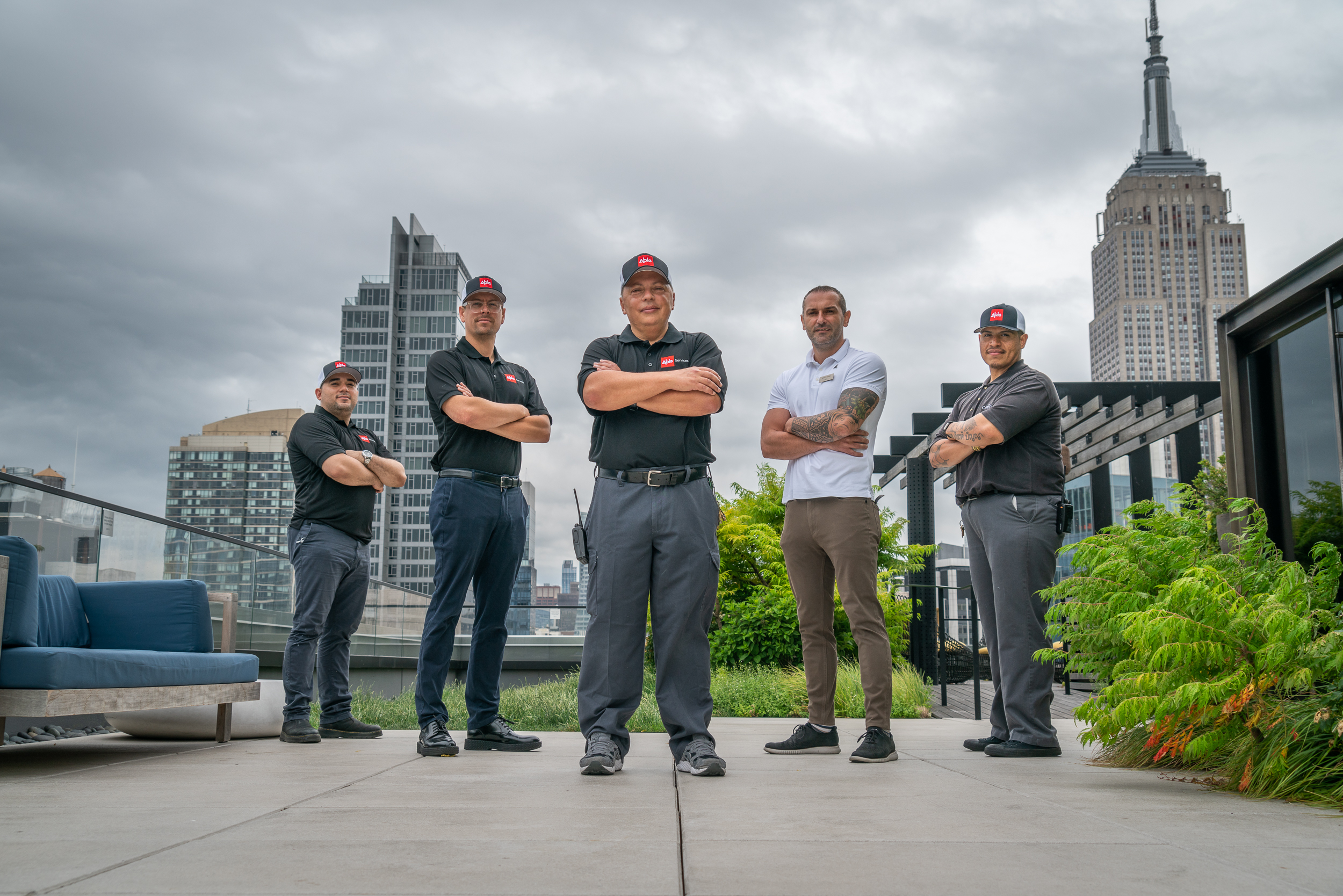 Residential Team NYC - ROOF